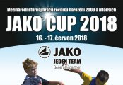 Nominace na JAKO CUP